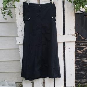 RARE VINTAGE Lipservice Maxi Skirt